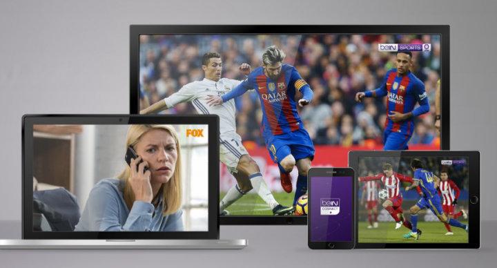 Imagen - La app beIN CONNECT para televisores Samsung emitirá partidos del Madrid y Barça en 4K