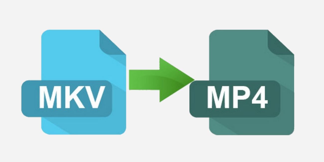 Cómo convertir vídeos en formato MKV a MP4