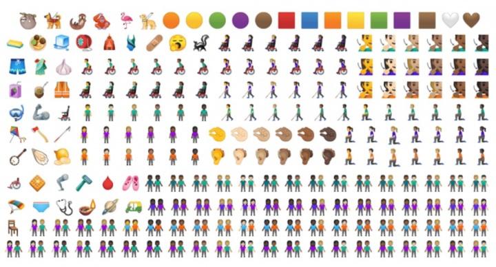 Imagen - Android añade 65 nuevos emojis