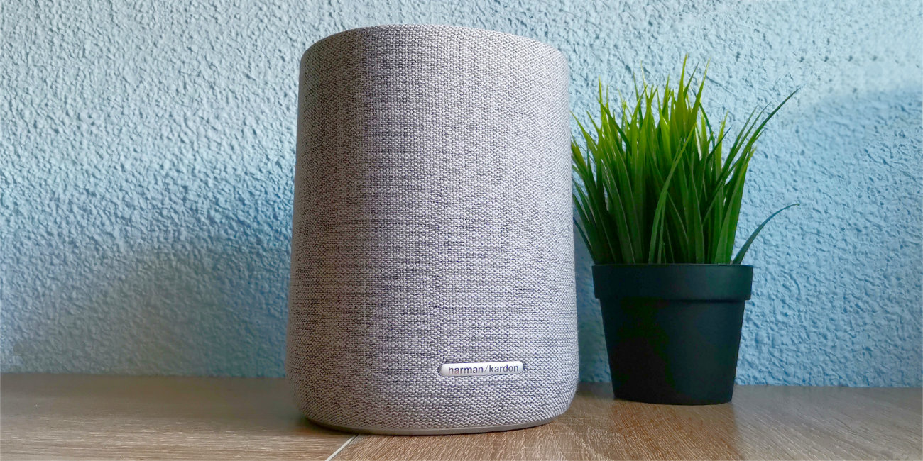Review: Harman Kardon Citation One, el altavoz con Google Assistant y graves potentes