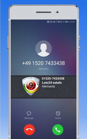 Imagen - Review: tellows, una completa app móvil para protegerte del spam telefónico