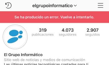 Imagen - Cómo saber si Instagram está caído