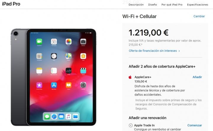 Imagen - El Congreso gasta 417.000 euros en iPads Pro para cada diputado