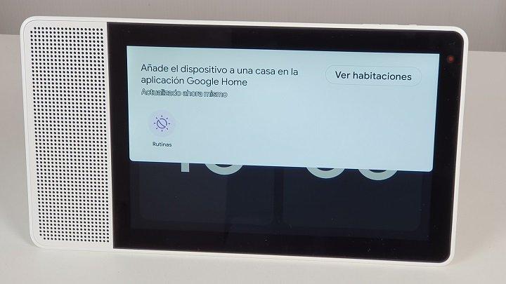 Imagen - Review: Lenovo Smart Display, el altavoz inteligente con pantalla y un gran diseño