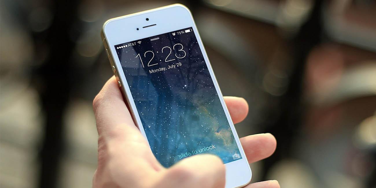 Cómo apagar el iPhone cuando se bloquea