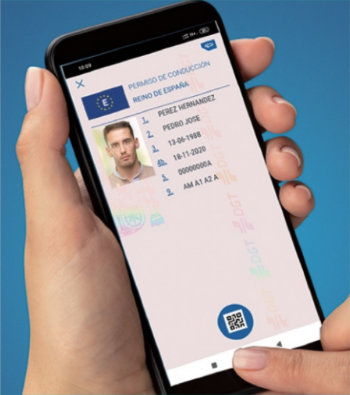 Imagen - La nueva app de la DGT permitirá llevar el carné de conducir en el móvil