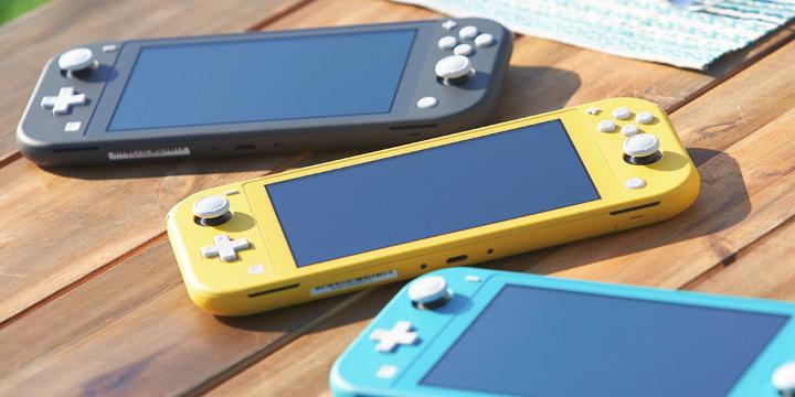 Imagen - Nintendo Switch Lite es oficial: más pequeña, barata y solo con modo portátil