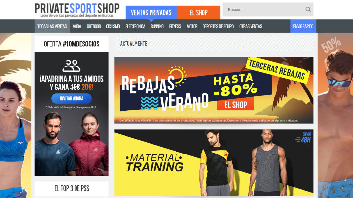 Imagen - ¿Es fiable Private Sport Shop?