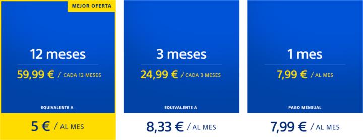Imagen - ¿Cuánto hay que pagar para jugar online en PlayStation 4?