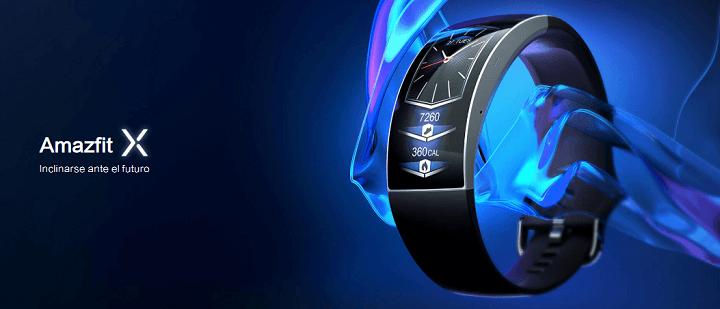 Imagen - Amazfit GTS, Amazfit Stratos 3 y Amazfit X: la nueva gama de smartwatches de Xiaomi