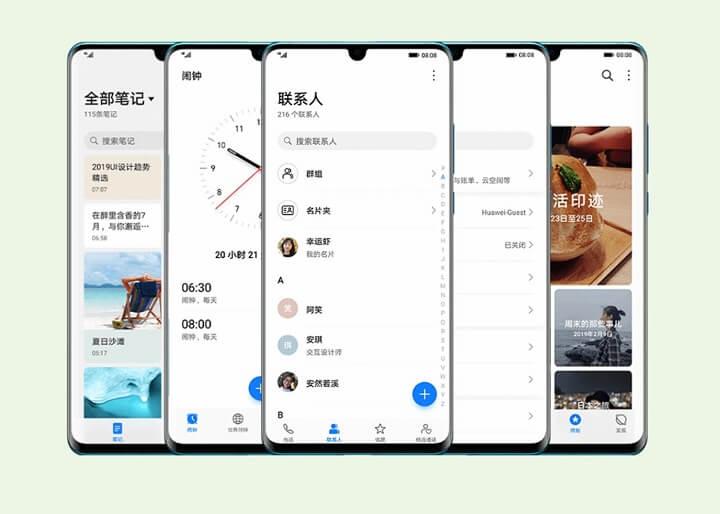 Imagen - EMUI 10 y Android 10: los móviles de Huawei y Honor que recibirán la actualización