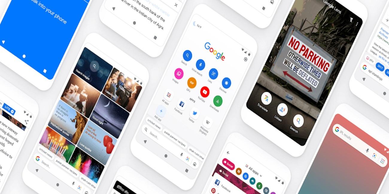 Google Go, la versión ligera del buscador