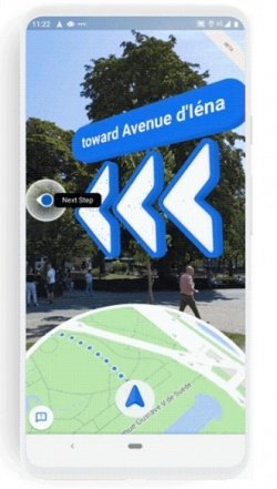 Imagen - Google Maps estrena organizador de viajes y guía con realidad aumentada
