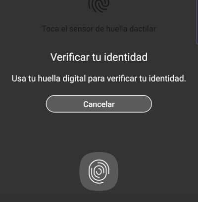 Imagen - El bloqueo por huella dactilar llega a la beta de WhatsApp para Android