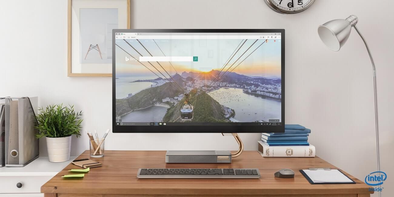 Lenovo IdeaPad S540 y IdeaCentre A540: un ultraligero con Alexa y un all-in-one de diseño