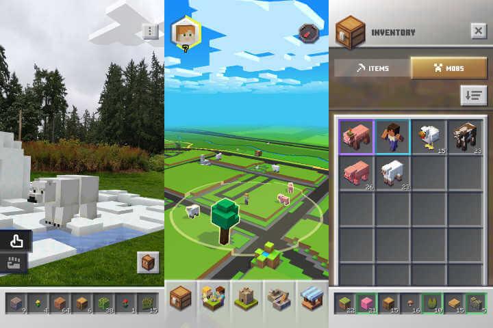 Imagen - Regístrate ya en la beta de Minecraft Earth para Android