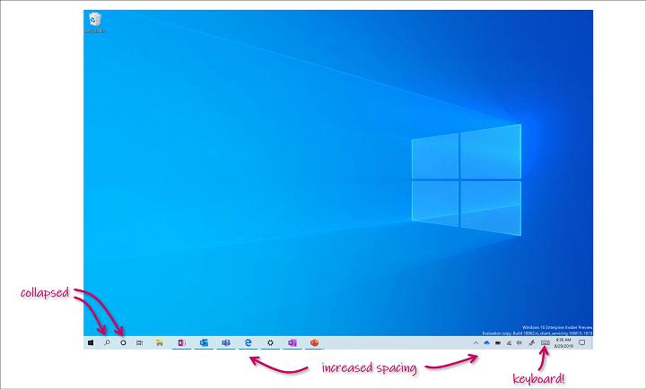 Imagen - Windows 10 recibirá un nuevo modo tablet