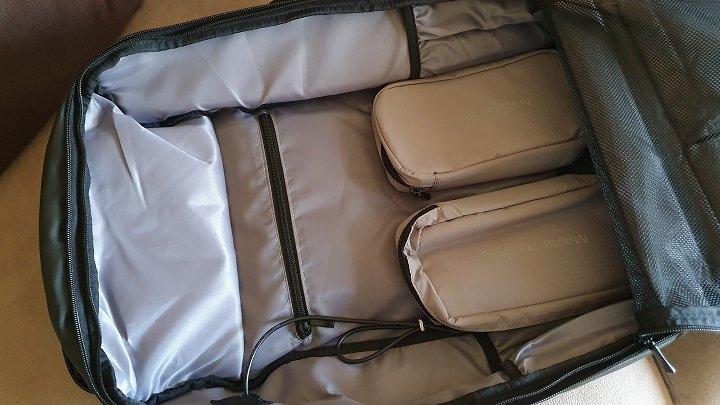 Imagen - Review: Nayo Smart Almighty, una mochila tecnológica con muchas posibilidades