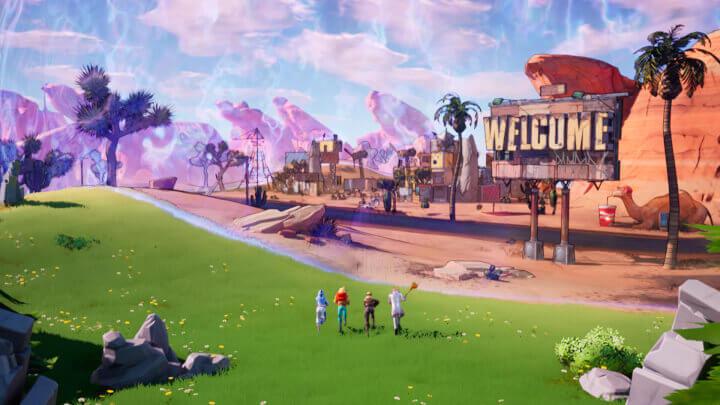 Imagen - Fortnite X Mayhem, el evento con personajes y un escenario de Borderlands