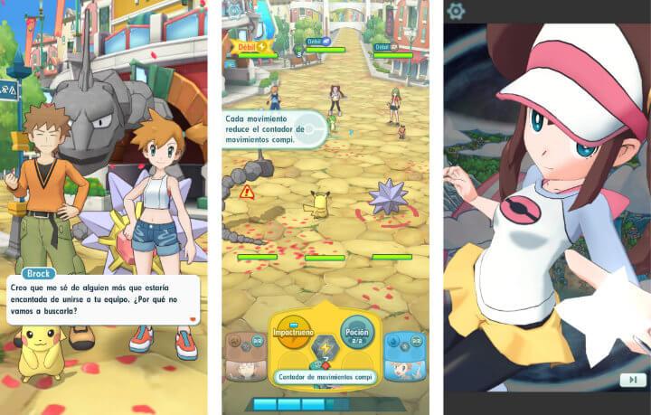 Imagen - Descarga Pokémon Masters, el juego de combates 3 contra 3 para Android y iOS