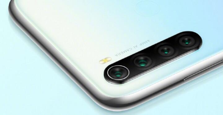 Imagen - Redmi Note 8 y Redmi Note 8 Pro son oficiales con cuádruple cámara trasera y Android 9 Pie