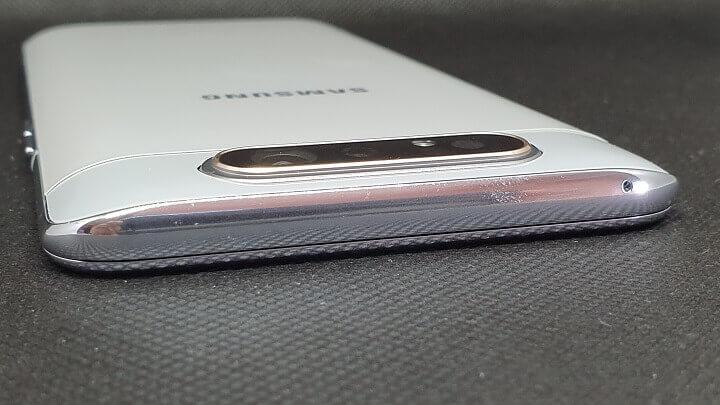 Imagen - Review: Galaxy A80, el primer móvil con cámara reversible de Samsung