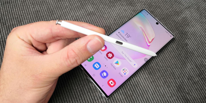 Imagen - Samsung Galaxy Note 10 y Note 10+: dos nuevos tamaños, S Pen gestual y sin jack de 3,5 mm