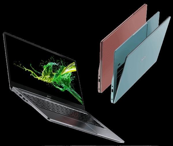 Imagen - Acer Swift 5 se renueva: pantalla de 14 pulgadas y gráfica dedicada en solo 990 gramos