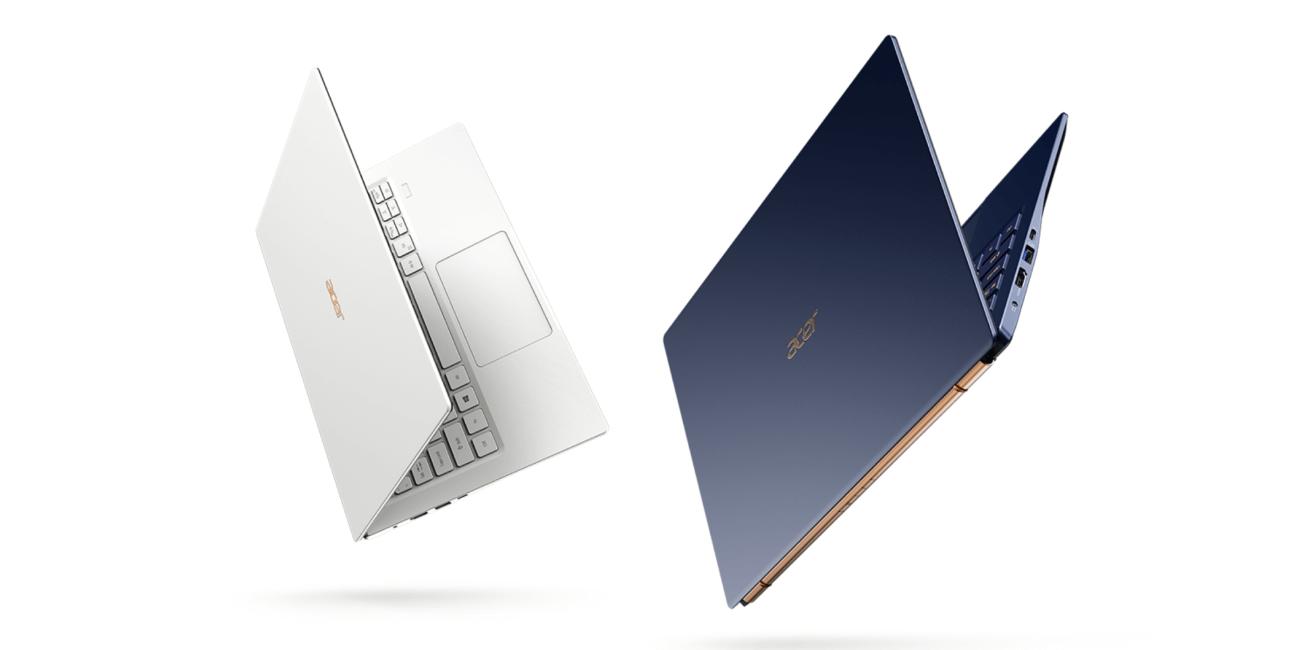 Acer Swift 5 se renueva: pantalla de 14 pulgadas y gráfica dedicada en solo 990 gramos
