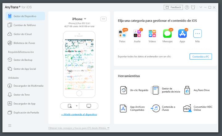 Imagen - Review: AnyTrans for iOS, una utilidad que te ayudará a cambiarte al iPhone 11