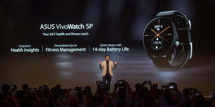 Imagen - Asus VivoWatch SP, un reloj inteligente centrado en el fitness y la salud