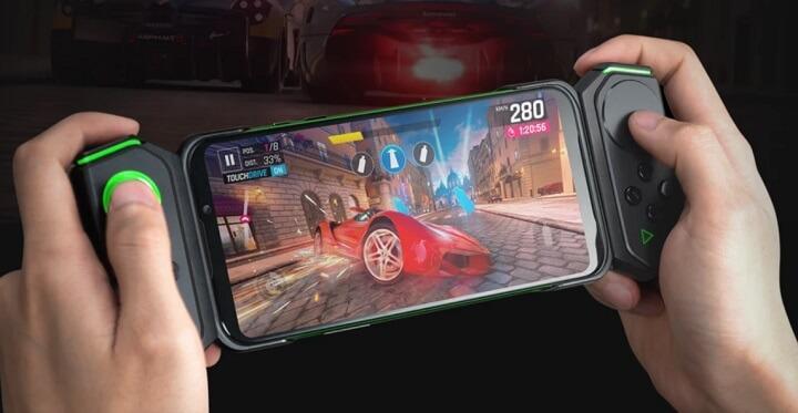 Imagen - Black Shark 2 Pro llegará a Europa: pantalla de 240 Hz y hasta 12 GB de RAM