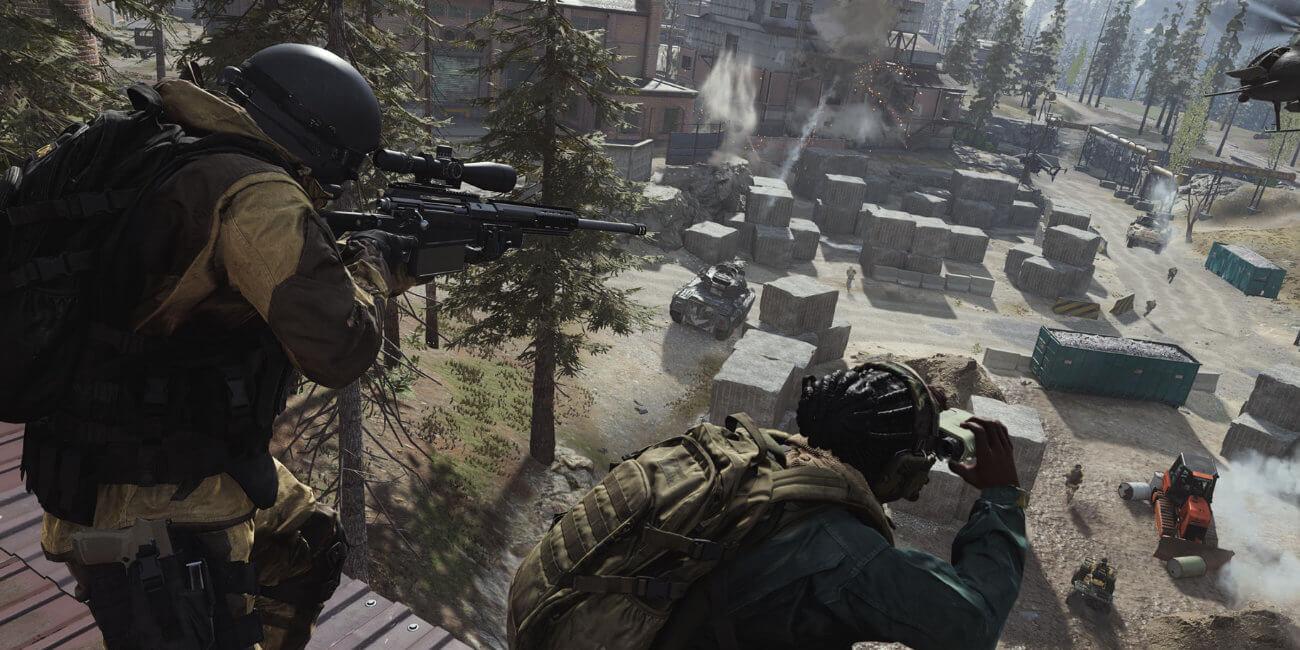 Descarga ya la beta de Call of Duty: Modern Warfare para PlayStation 4