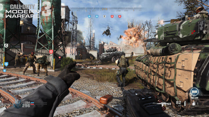 Imagen - Descarga ya la beta de Call of Duty: Modern Warfare para PlayStation 4