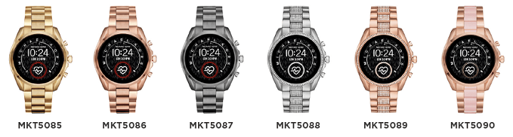 Imagen - Michael Kors Access Lexington, Bradshaw 2 y MKGO, los smartwatches con Wear OS