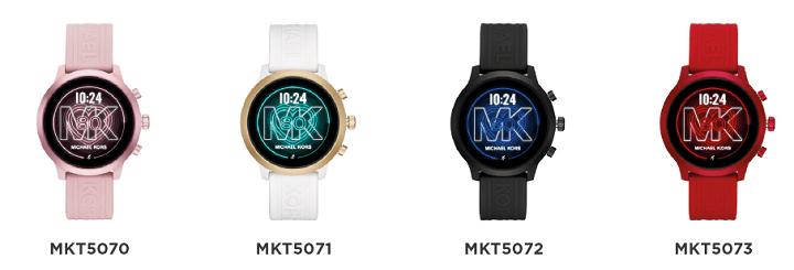 Imagen - Michael Kors Access Lexington, Bradshaw 2 y MKGO, los smartwatches con Wear OS