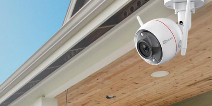 Imagen - Ezviz C3W Color Night Vision, la cámara de videovigilancia que graba en color de noche
