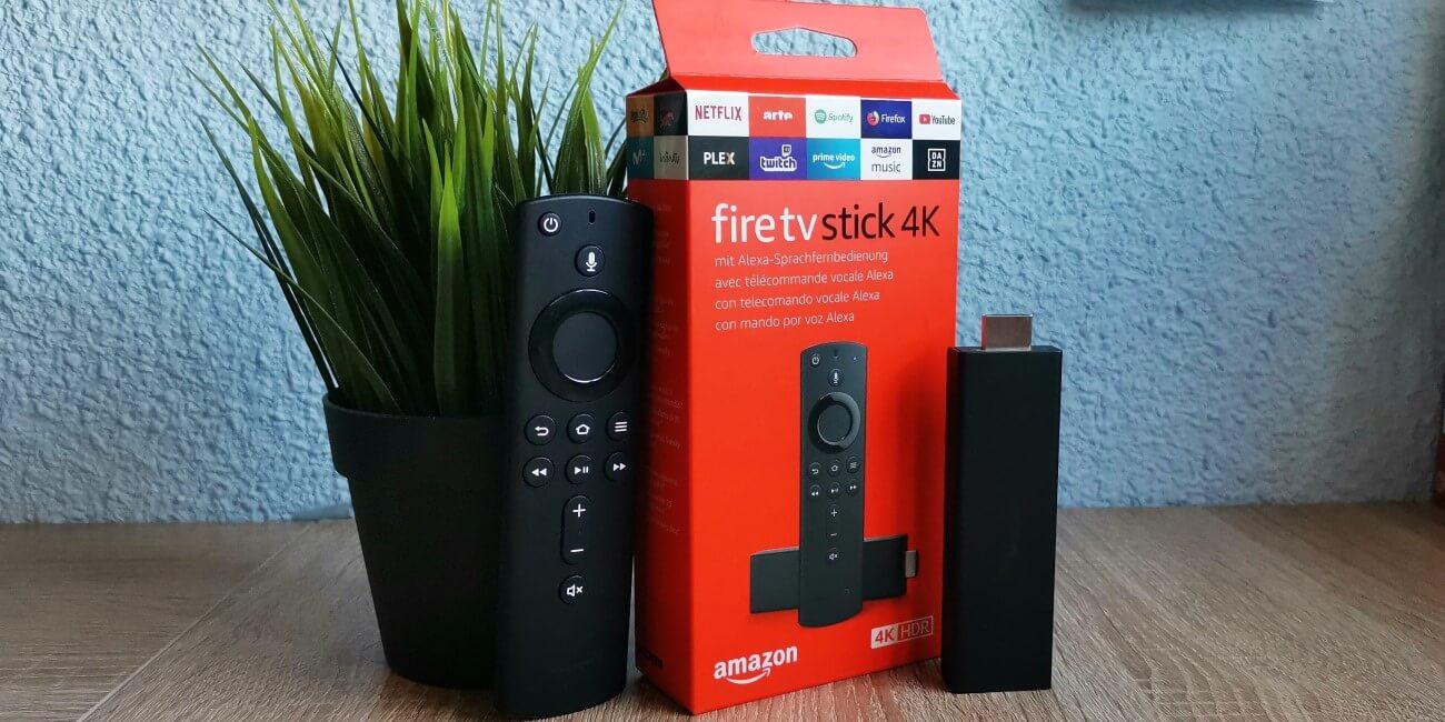 Nuevo Amazon Fire Stick TV 4K: mando con Alexa, contenidos en UHD y Dolby Vision