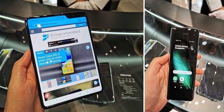 Imagen - El nuevo Samsung Galaxy Fold llega a España: precio y disponibilidad