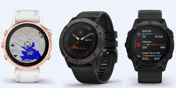 Imagen - Garmin Fénix 6, Vívomove 3, Venu y VívoActive 4/4S: relojes con más batería y Garmin Pay