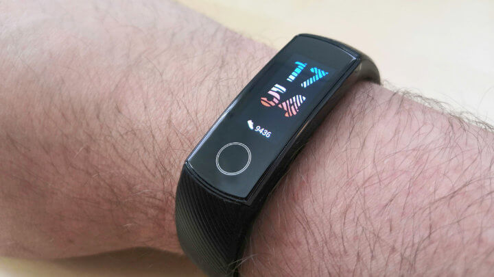 Imagen - Review: Honor Band 5, la pulsera fitness con pantalla en color y pulsómetro avanzado