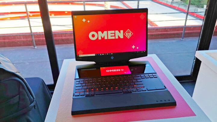 Imagen - HP OMEN X 2S, el portátil gaming con doble pantalla y refrigeración de metal líquido