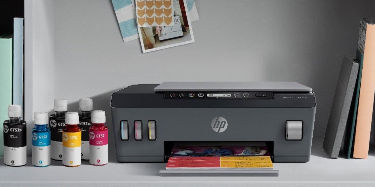 HP Smart Tank Plus, la impresora con tanque integrado para ahorrar en tinta