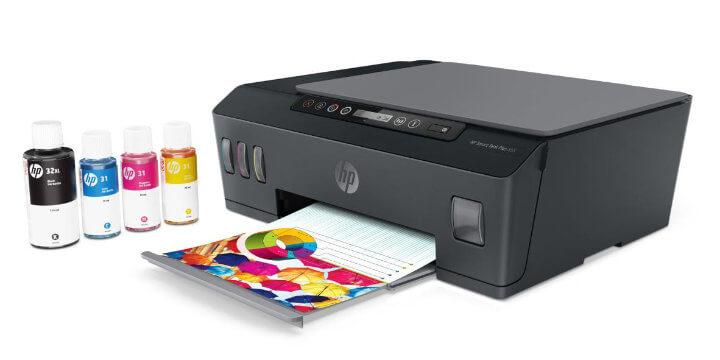 Imagen - HP Smart Tank Plus, la impresora con tanque integrado para ahorrar en tinta