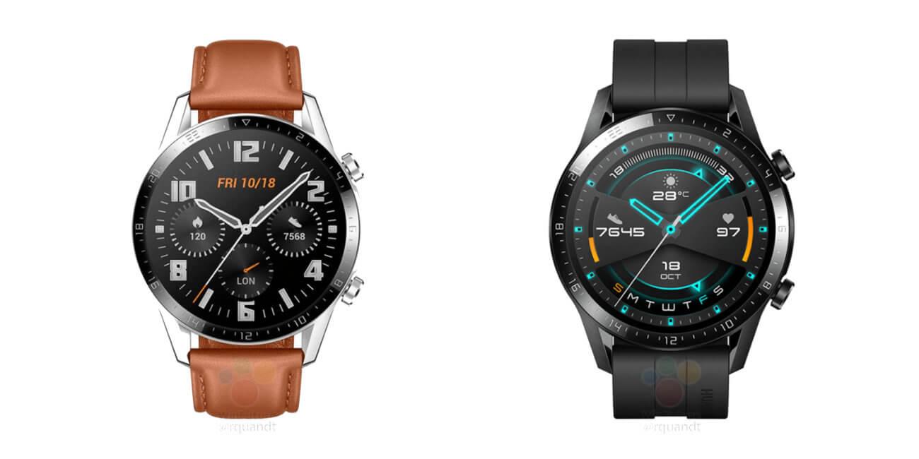 Huawei Watch GT 2, filtrado en imágenes