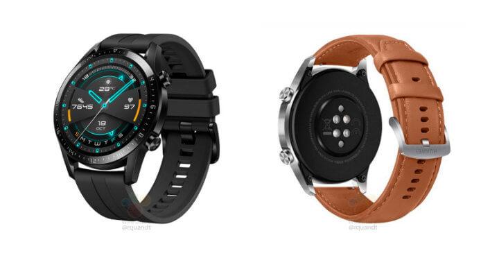 Imagen - Huawei Watch GT 2, filtrado en imágenes