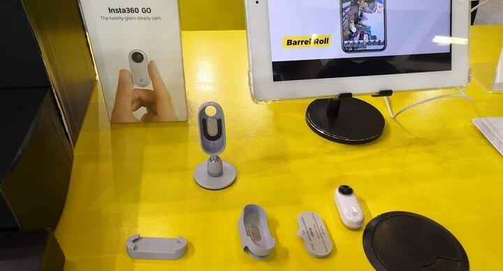 Imagen - Insta360 GO, la cámara de acción ultracompacta con estabilización