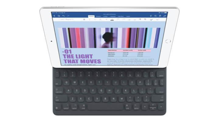 Imagen - iPad de 7ª generación es oficial: 10,2 pulgadas, chip A10 Fusion y Smart Connector