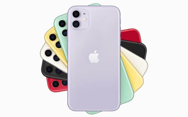 Imagen - iPhone 11 llega con cámara dual y diseño colorido como modelo de entrada
