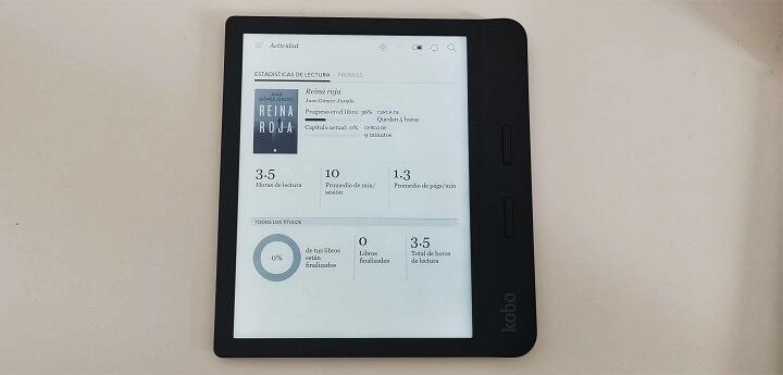 Imagen - Review: Kobo Libra H2O, el libro electrónico todoterreno con Pocket y resistencia al agua